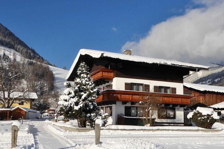 Vakantiehuizen Oostenrijk | Salzburg | Appartement te huur in Maishofen   met wifi 9 personen