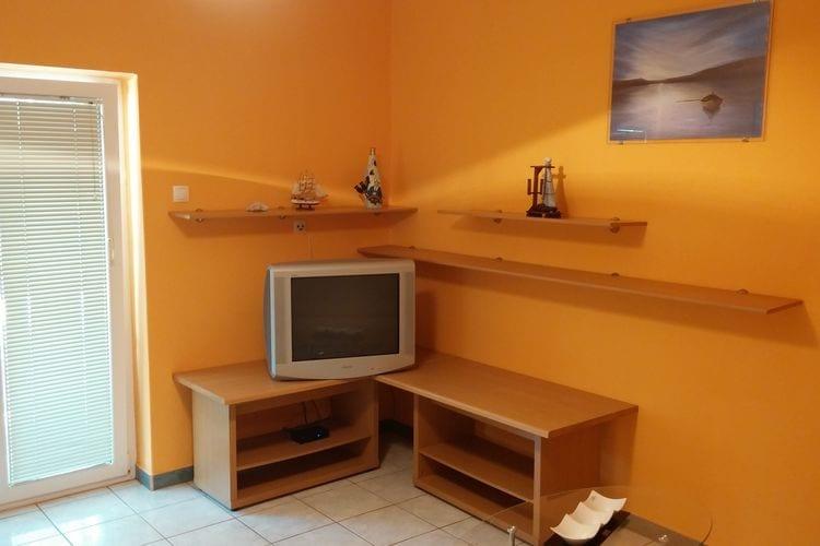 Appartement Kroatië, eld, Pag Appartement HR-00002-00