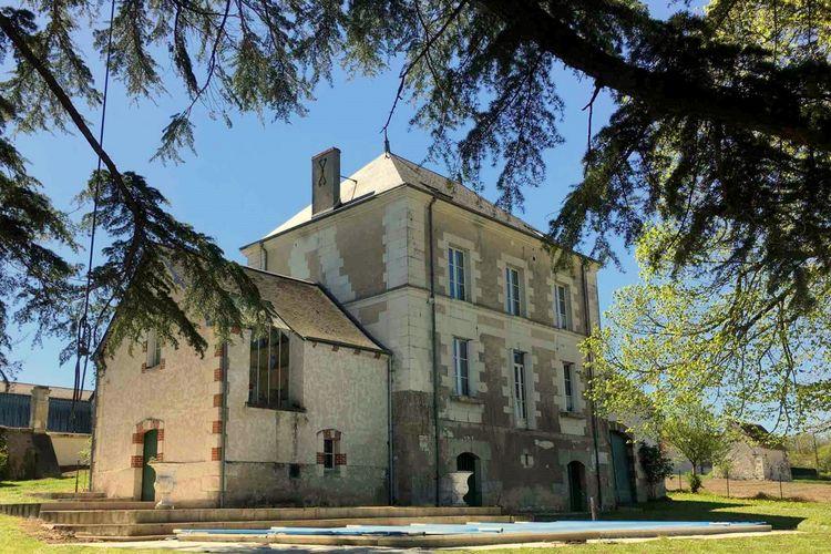 Vakantiehuizen Frankrijk | Region-Centre | Villa te huur in Cussay met zwembad  met wifi 10 personen