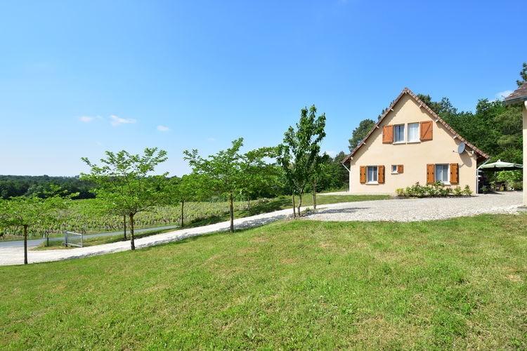 Vakantiehuis met zwembad   DordogneMaison L Esysalle