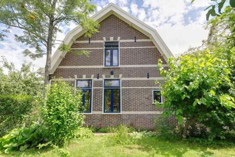 vakantiehuis Nederland, Noord-Holland, Krabbendam vakantiehuis NL-1749-07