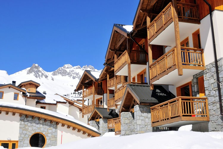 Residence Les 4 Vallées Le Grand Domaine Northern Alps France