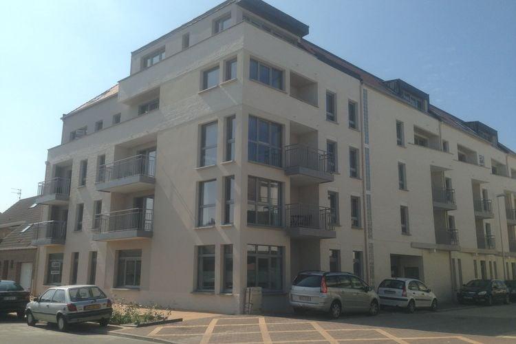 Frankrijk | Picardie | Appartement te huur in Bray-Dunes   met wifi 4 personen