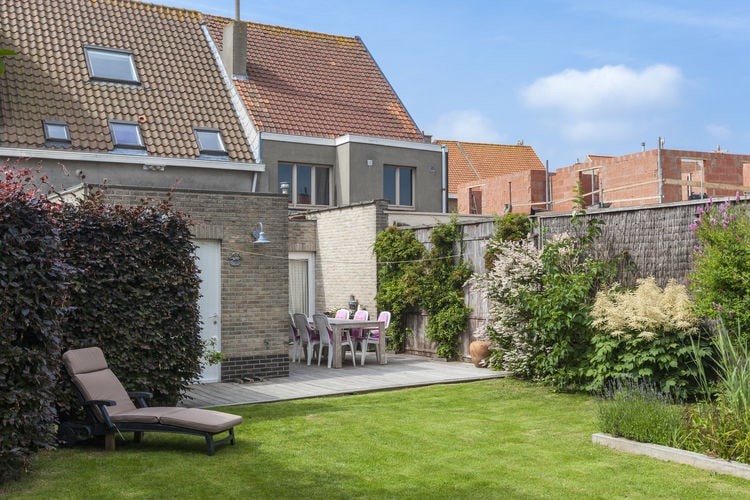 Vakantiehuizen Belgie | West-Vlaanderen | Villa te huur in Knokke-Heist   met wifi 8 personen