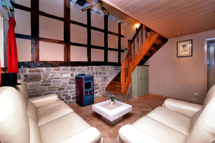 vakantiehuis België, Luxemburg, Harre vakantiehuis BE-6960-85