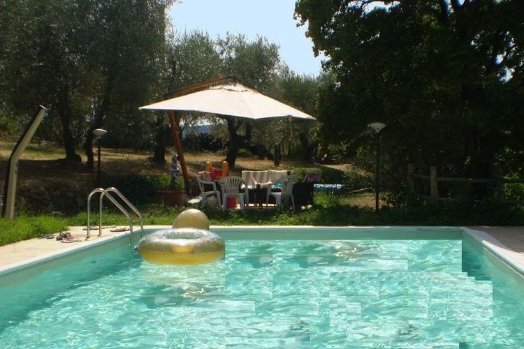 Villa Italië, Toscana, Rignano Sull
