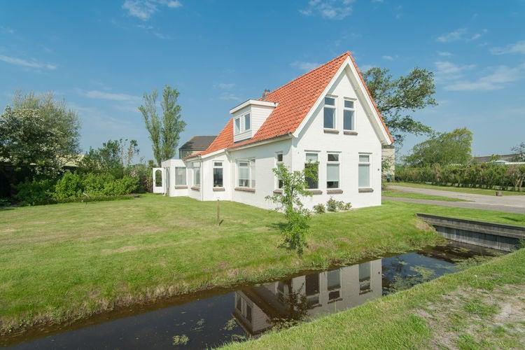 Vakantiehuizen Nederland | Noord-Holland | Vakantiehuis te huur in Breezand   met wifi 8 personen