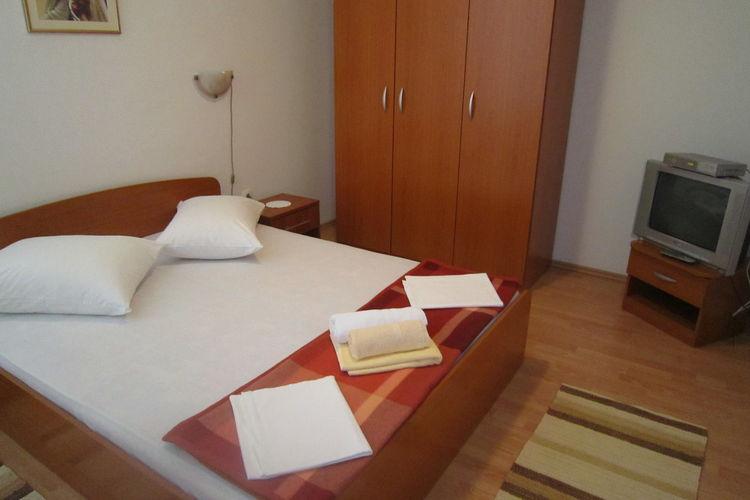 Appartement Kroatië, eld, Pag Appartement HR-00002-16