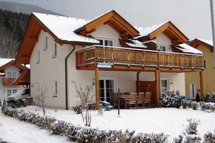 Chalet Oostenrijk, Kaernten, Kötschach Mauthen Chalet AT-9640-16