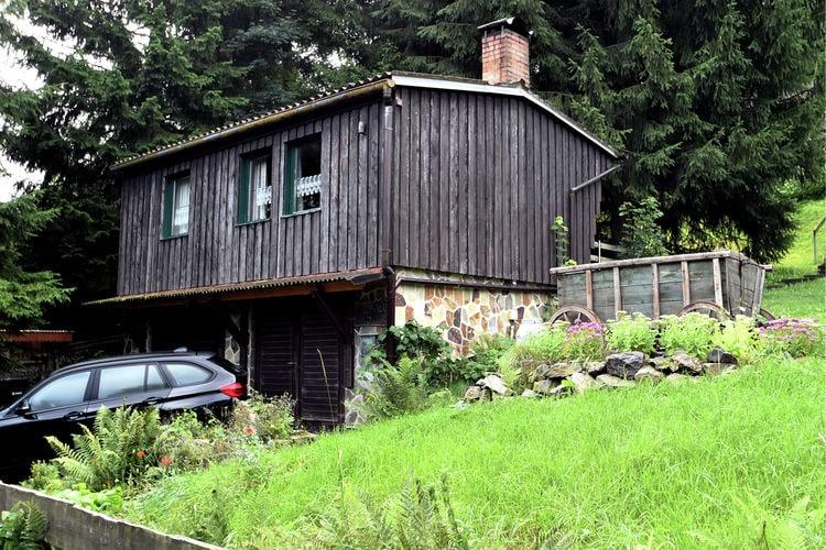 Vakantiehuis  met wifi  Güntersberge  Elvin