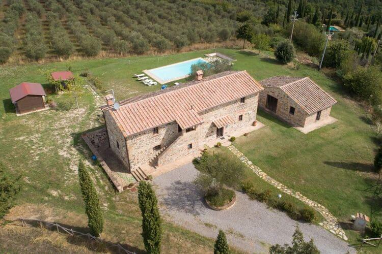Villa Italië, Toscana, Radicofani Villa IT-53040-86