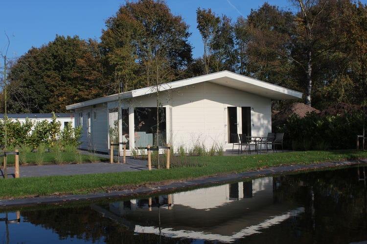 Vakantiehuizen Nederland | Overijssel | Chalet te huur in Ijhorst met zwembad  met wifi 6 personen