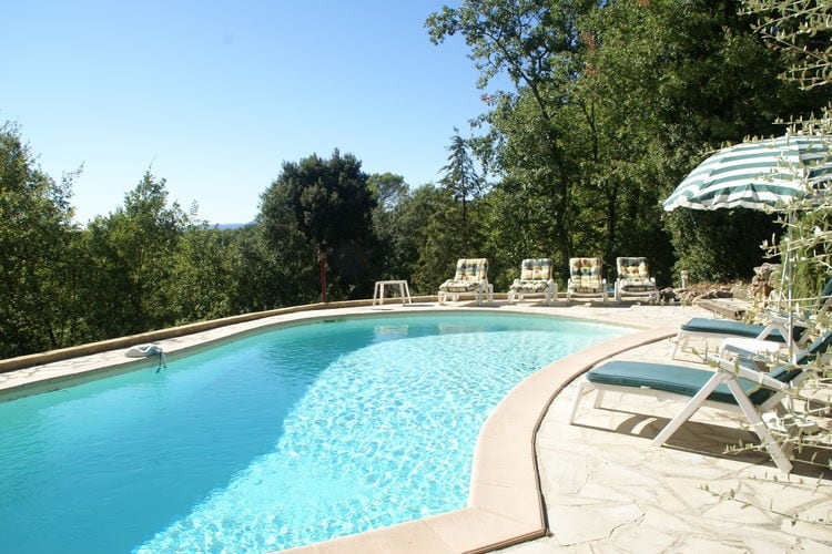 Villa Frankrijk, Provence-alpes cote d azur, Saint-Paul-En-Forêt Villa FR-83440-00