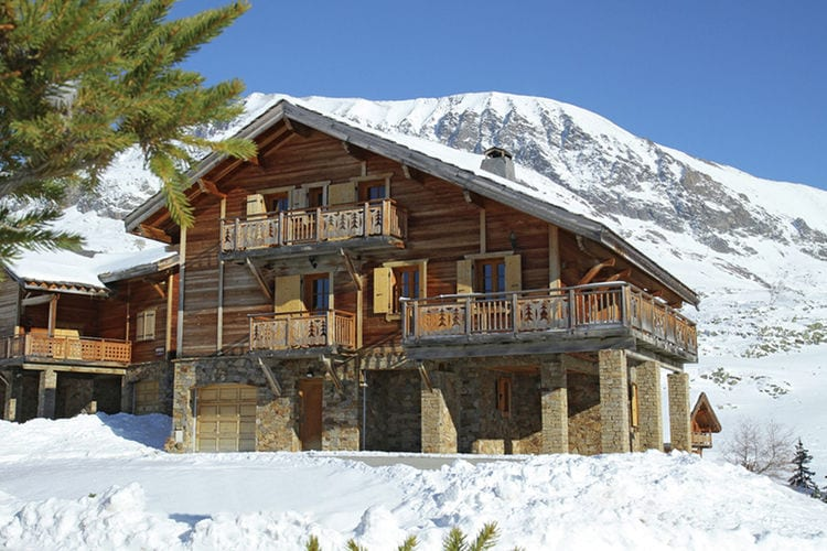 Chalet Southern Alps