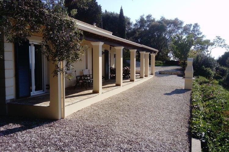 Villa Griekenland, Corfu, Afionas/Corfu Villa GR-49081-06