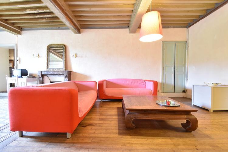 vakantiehuis Frankrijk, Bourgogne, Gacogne vakantiehuis FR-00007-72