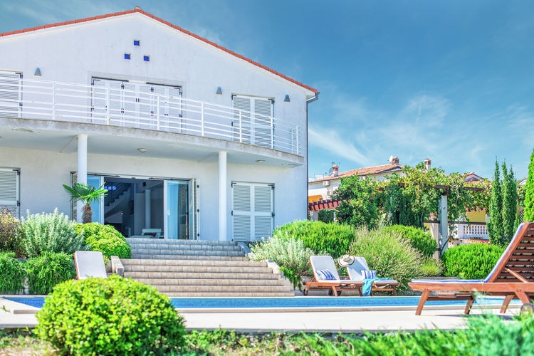 Villa Kroatië, Istrie, Liznjan Villa HR-52202-02
