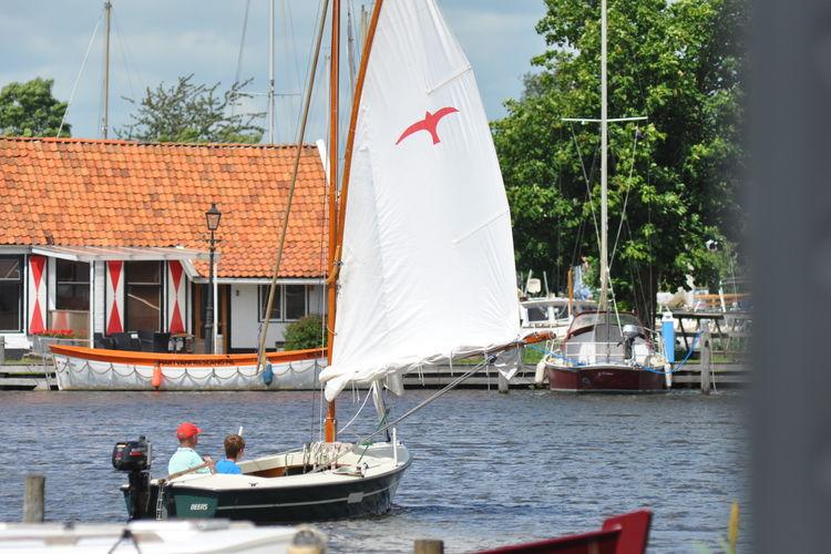 vakantiehuis Nederland, Friesland, Uitwellingerga vakantiehuis NL-0007-47