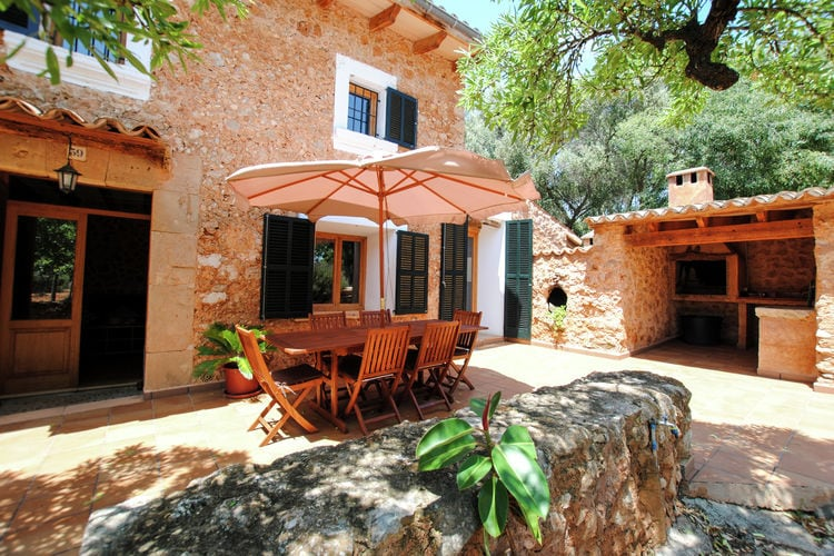 vakantiehuis Spanje, Mallorca, Santa Maria del Cami vakantiehuis ES-07320-03