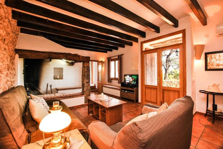 Vakantiehuizen Mallorca te huur Santa-Maria-del-Cami- ES-07320-03 met zwembad  met wifi te huur