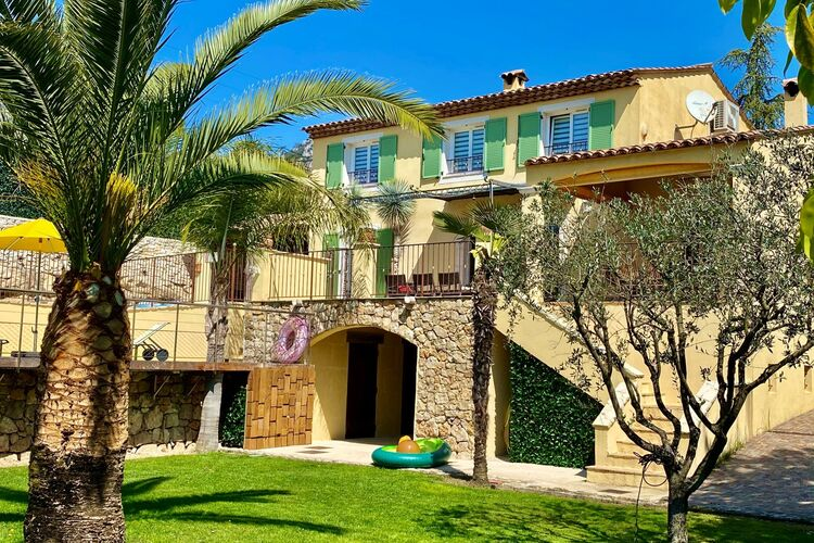 Villa Frankrijk, Provence-alpes cote d azur, Vence Villa FR-06140-29