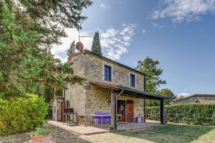 Vakantiehuizen Italie | Toscana | Villa te huur in San-Casciano-dei-Bagni met zwembad  met wifi 4 personen
