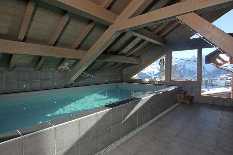 Vakantiehuizen Fontcouverte-La-Toussuire te huur Fontcouverte-La-Toussuire- FR-73300-37 met zwembad  met wifi te huur