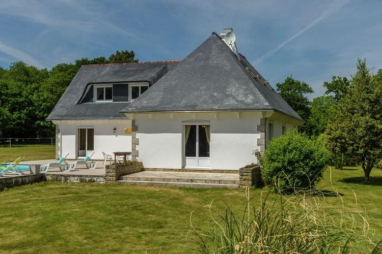 Villa Frankrijk, Bretagne, Concarneau Villa FR-29900-11