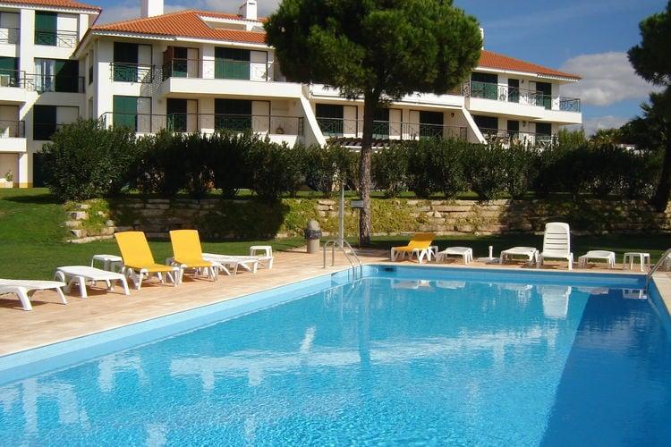 Appartement met zwembad met wifi aan zee  PortugalApt Sofia