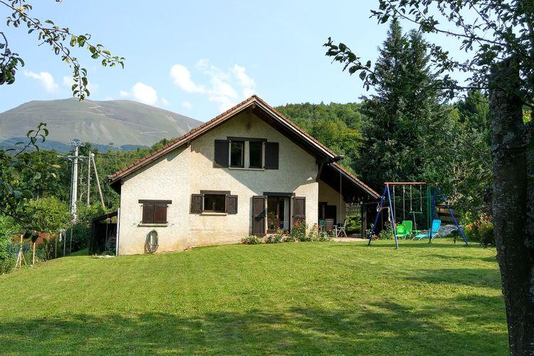 Vakantiehuizen Frankrijk | Rhone-alpes | Chalet te huur in St-Jean-de-Vaux    8 personen
