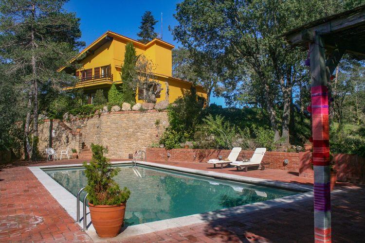 Vakantiehuizen Costa de Barcelona te huur Sant-Quirze-Safaja- ES-00006-51 met zwembad  met wifi te huur