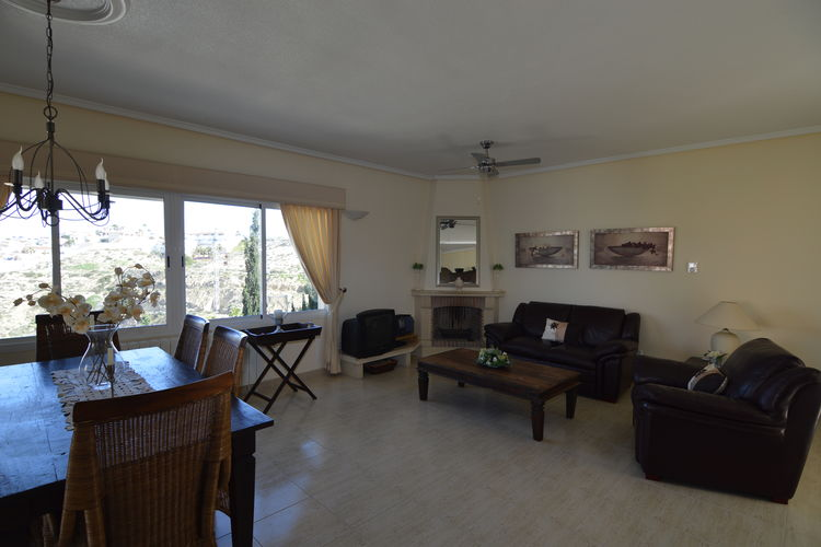 Vakantiewoning Spanje, Costa Blanca, Rojales Villa ES-00006-52