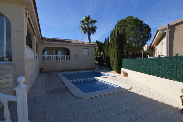 Villa Spanje, Costa Blanca, Rojales Villa ES-00006-52