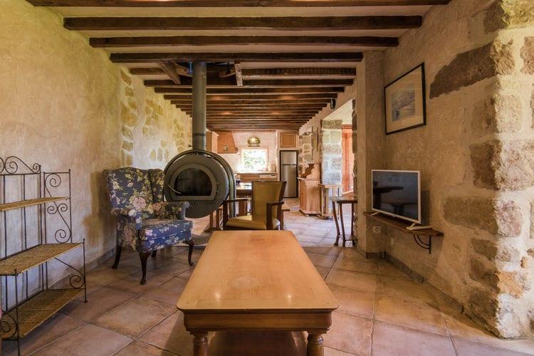 vakantiehuis Frankrijk, Limousin, Saint Bonnet la Riviére vakantiehuis FR-19130-05
