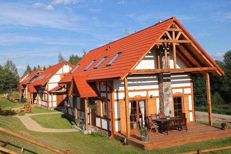 vakantiehuis Polen, pom, Barkocin vakantiehuis PL-00000-12