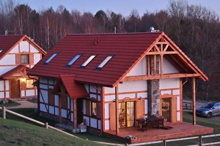 Vakantiehuizen Polen | Pom | Vakantiehuis te huur in Barkocin   met wifi 6 personen