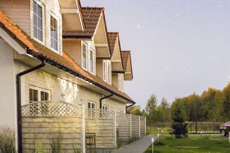 vakantiehuis Polen, wepo, Niechorze vakantiehuis PL-72350-01