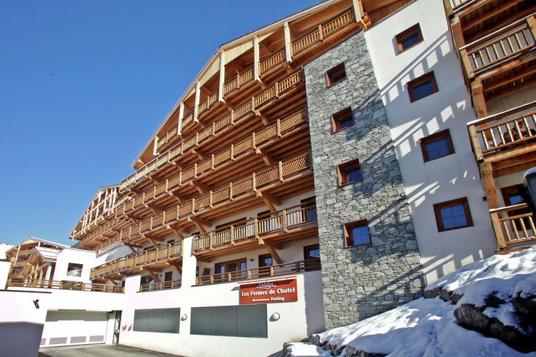 Accommodation in Northern Alps