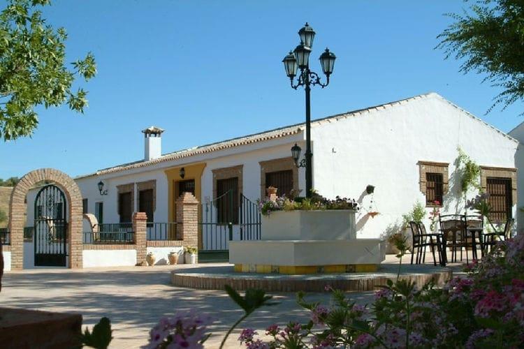 Vakantiehuizen Spanje | Andalucia | Vakantiehuis te huur in Priego-de-Cordoba met zwembad  met wifi 6 personen