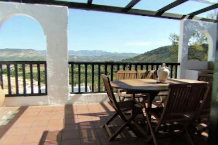Vakantiehuis met zwembad met wifi aan zee AndaluciaLa Ermita