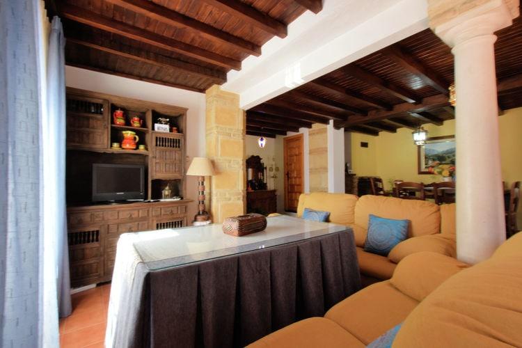 vakantiehuis Spanje, Andalucia, Zagrilla Alta vakantiehuis ES-14816-07