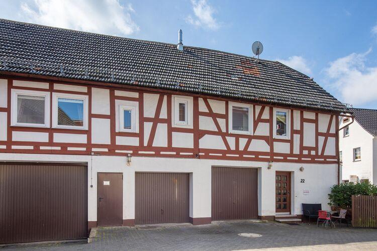 Vakantiehuizen Duitsland   Sauerland   Appartement te huur in Battenberg   met wifi 4 personen