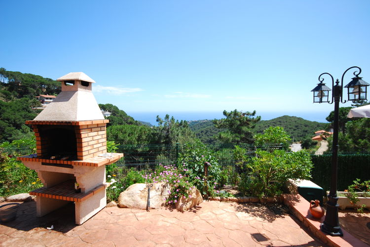 Vakantiewoning Spanje, Costa Brava, Lloret de mar Villa ES-17310-80