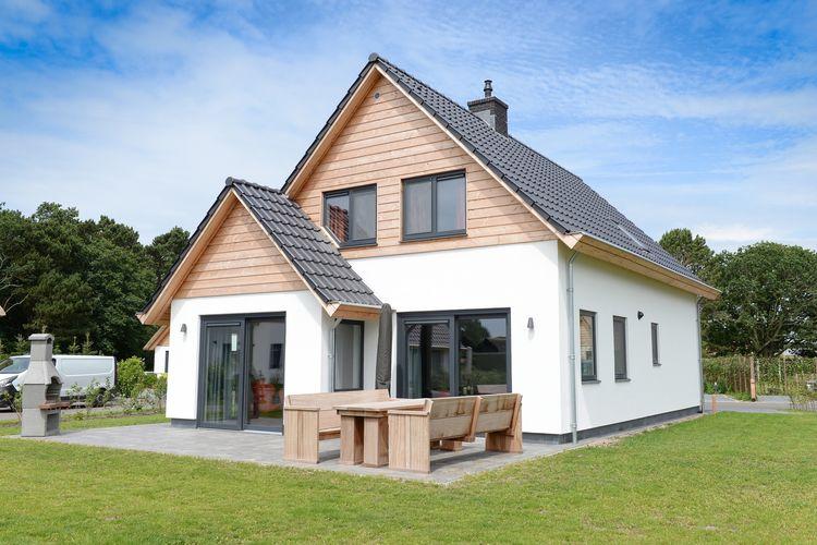 met je hond naar dit vakantiehuis in De Koog-Texel