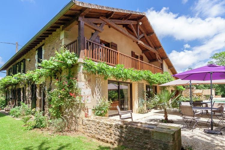 vakantiehuis Frankrijk, Dordogne, Nantheuil vakantiehuis FR-06523-02
