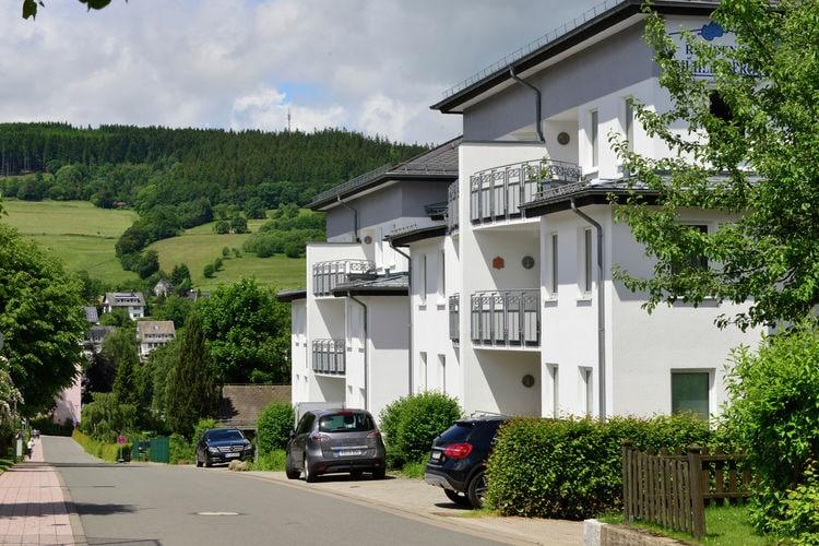 Vakantiewoning Duitsland, Sauerland, Willingen Appartement DE-34508-125