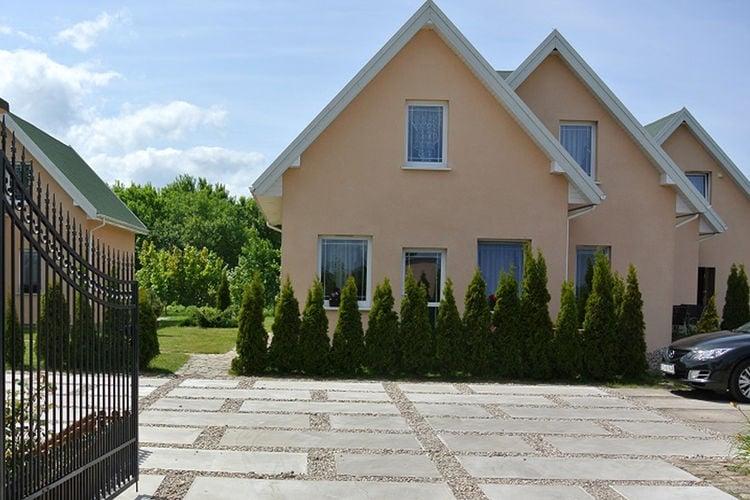 met je hond naar dit vakantiehuis in Sianów
