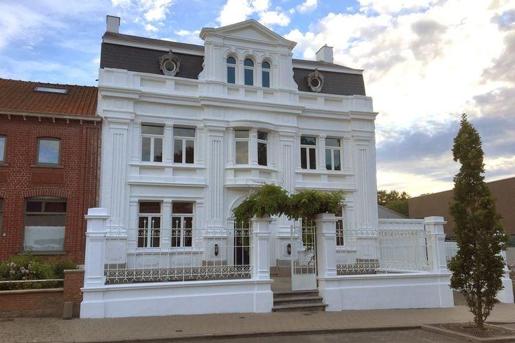 Vakantiehuizen Belgie | West-Vlaanderen | Villa te huur in Kemmel   met wifi 14 personen