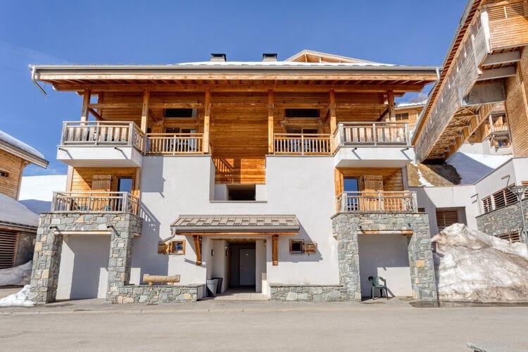 Vakantiehuizen Frankrijk | Rhone-alpes | Appartement te huur in Araches-La-Frasse   met wifi 8 personen