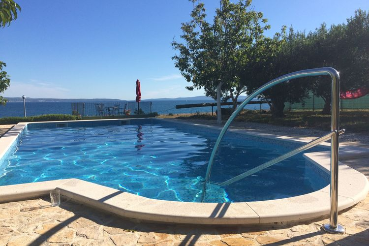 Split Vakantiewoningen te huur Split's holiday home with pool